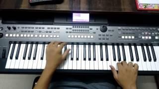 Surmayee Akhiyon Mein By Aditya Jikamade on Keyboard