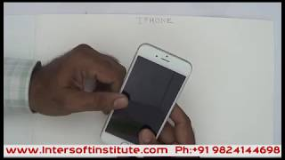 IPHONE CHIP LEVEL REPAIR TRAINING ONLINE VIDEO  IPHONE BLOCK DIAGRAM  (ENGLISH) demo