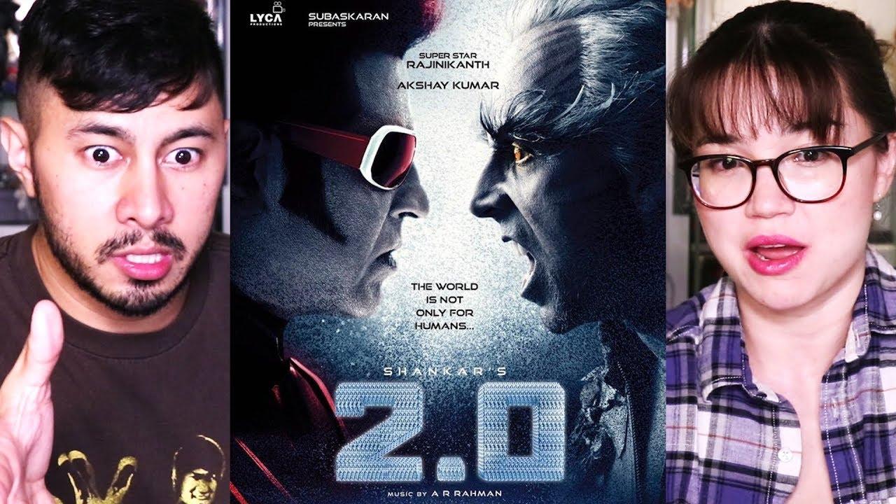 MAKING OF 2.0 DISCUSSION | Rajinikanth | Akshay Kumar | Amy Jackson ...