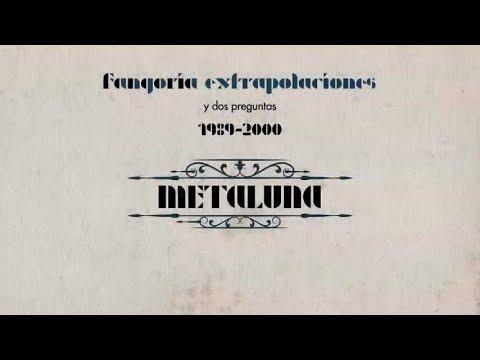 Fangoria - Metaluna (Lyric Video)