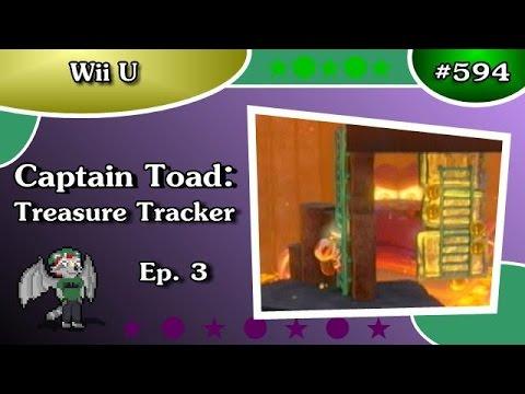 "Ep3: A Sixty-Dollar Bonus [Let's Play ""Captain Toad: Treasure Tracker""]"
