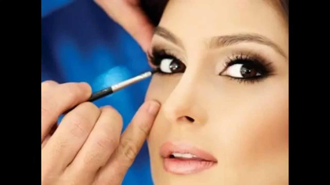 Excepcional Maquiagem Para Noiva Pele Clara Passo a Passo Fácil - YouTube RL86