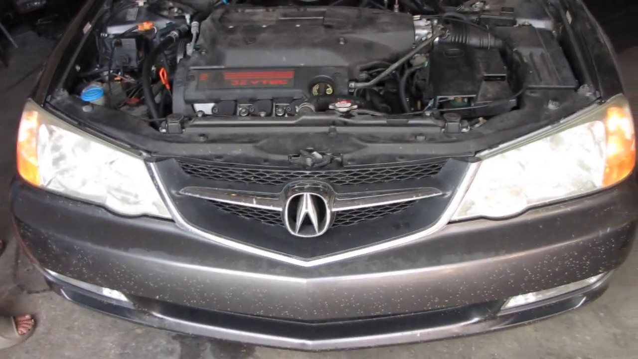 03 Acura Tl Repair Manual