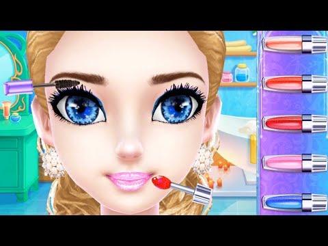 Fairyland  Meadow Princess – Makeup & Hair Salon – Fun Dress Up Game for Kids