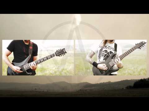 Allegaeon - Iconic Images Guitar Demonstration