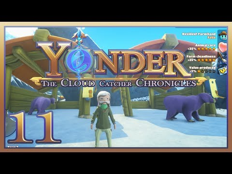 Yonder: The Cloud Catcher Chronicles - #11 - A Feast for Cubs