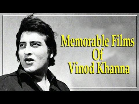 11 Memorable Films Of Vinod Khanna