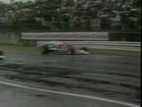 1976 Japanese Grand Prix BBC Highlights