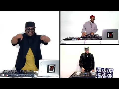 Black Eyed Peas - Live Set At Home