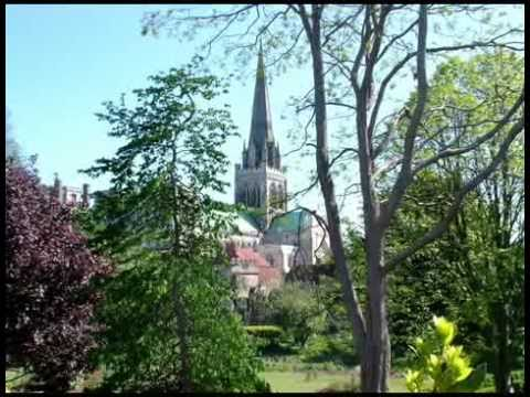 """""""Chichester - A City Inspired"""" DVD Angelfilms-UK"""