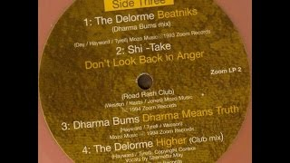 The Delorme - Beatniks (Dharma Bums Mix)