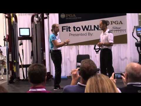 Pre Round Warm Up Drills from Kai Fitness for Golf