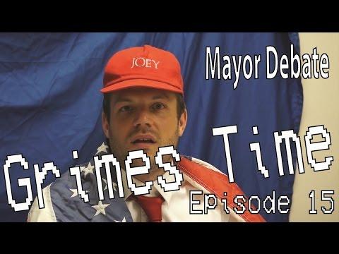 Download Grimes Time Episode 15: Mayor Debate, Hate Mail