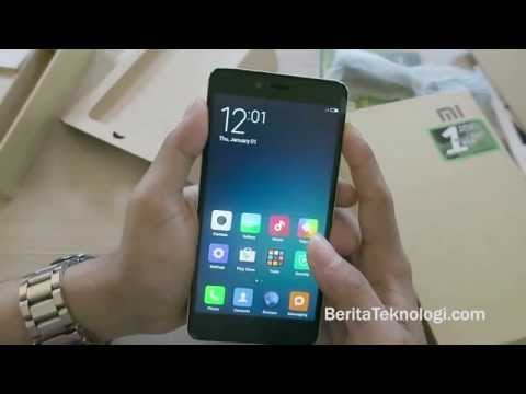 Unboxing Xiaomi Redmi Note 2 Indonesia.