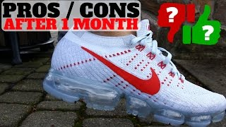 1 MONTH AFTER WEARING NIKE AIR VAPORMAX: PROS & CONS thumbnail