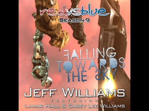 Falling Toward the Sky by Jeff Williams 10 Hours