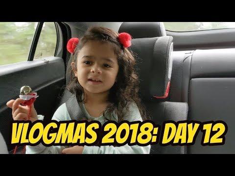 Vlogmas Day 12