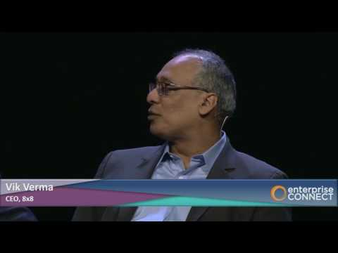 EC'17: What Role (if Any) Should Cloud Communications Play in Your Enterprise? - General Session