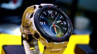 Amazfit T-Rex, Maybe the Toughest Smartwatch Around | TTL Best of CES 2020