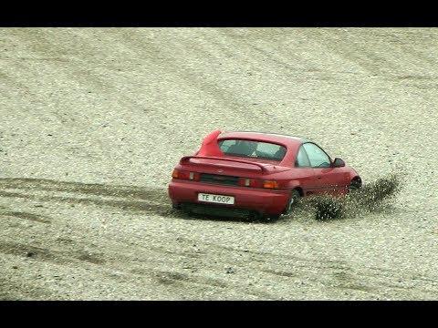 Crazy Drivers, Drifts & Mistakes 13.01.2018 Vrij Rijden Zandvoort