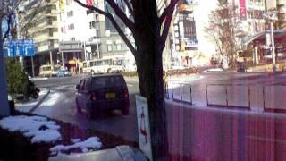 タクシーが消えた日 郡山駅