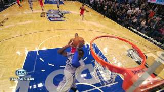Victor oladipo ices the game with the 360 dunk