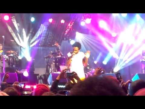 Childish Gambino - Sweatpants (Jimmy Kimmel Live)
