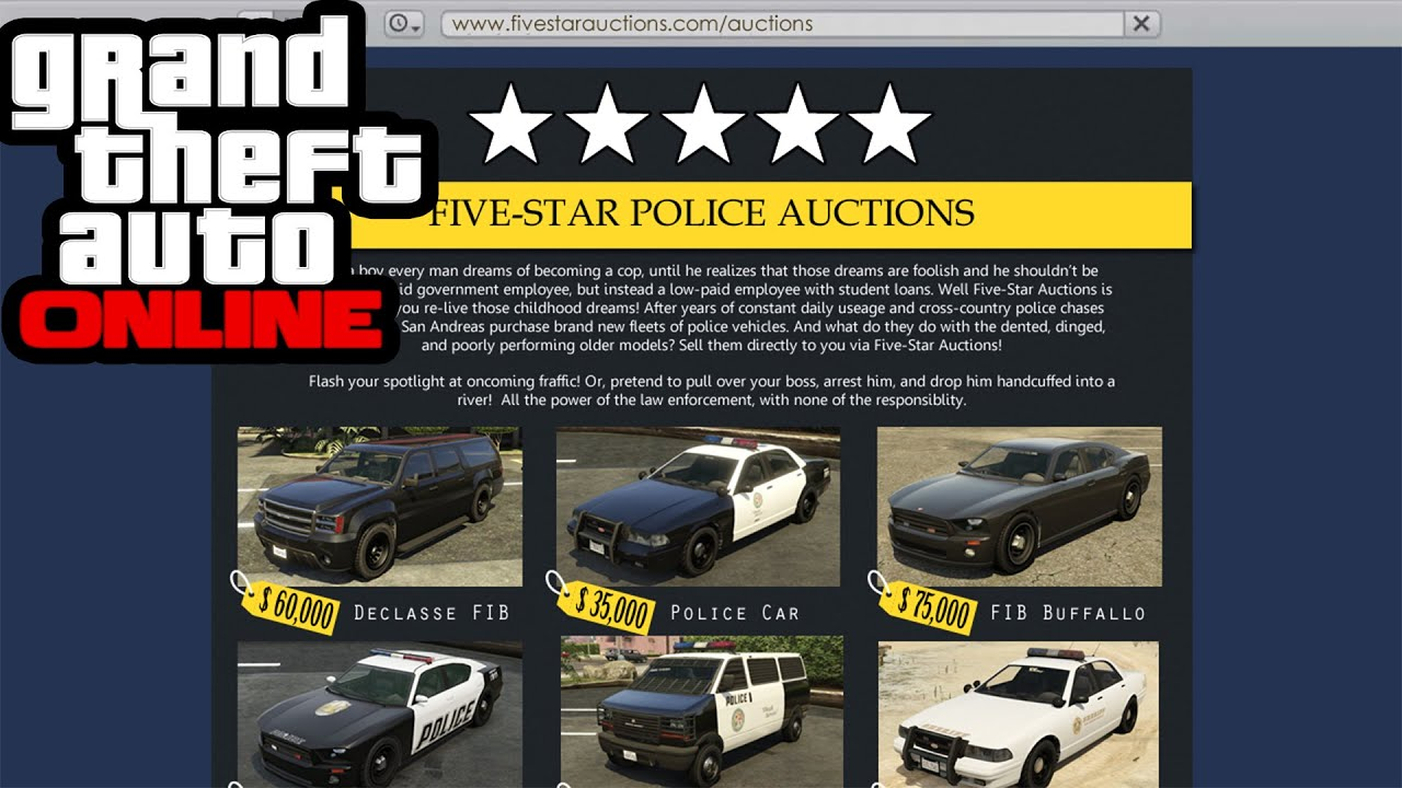 How To Buy A New Car In Gta