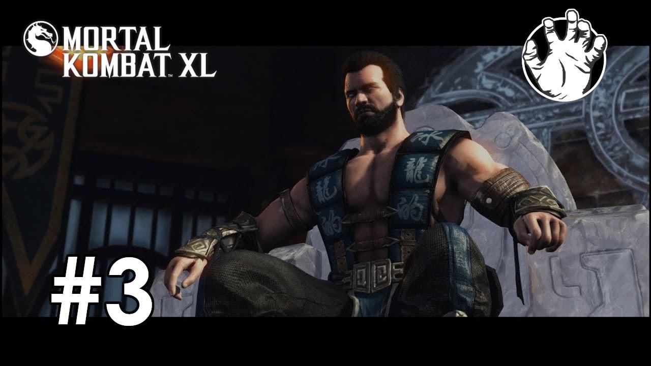 Mortal Kombat XL 💀 Rozdział 3 💀 Sub-Zero