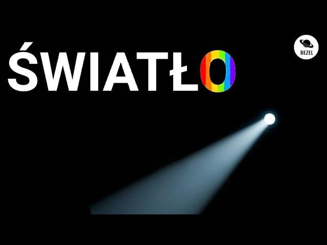 Światło - czym jest oraz jak odkryliśmy jego różne spektra