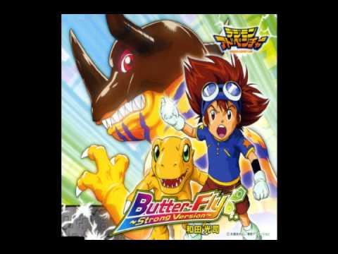 Digimon Adventure 01 - Músicas