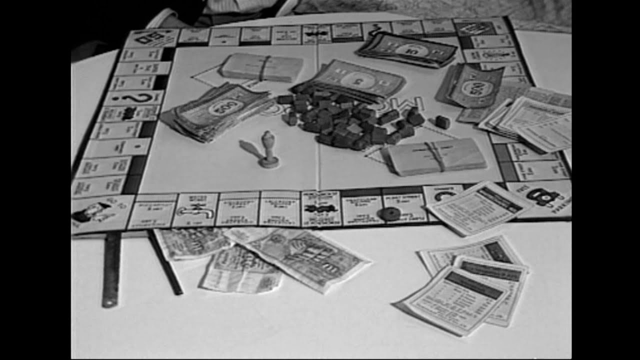 How Monopoly Helped POWs Escape in World War II - Clip from
