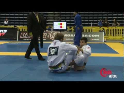 Keenan Cornelius vs Joao Miyao Pan Jiu Jitsu 2013 Brown Belt Open Class - OFFICIAL