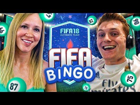 EPIC FUT BIRTHDAY FIFA BINGO!!! FIFA 18 Pack Opening!!!