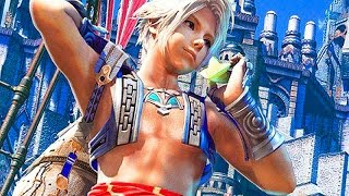 FINAL FANTASY XII The Zodiac Age Gameplay Trailer (2017) PS4