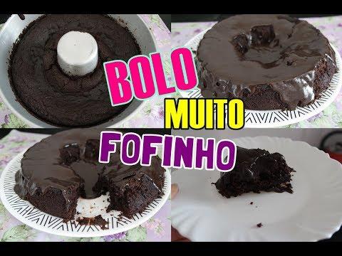 BOLO DE CHOCOLATE FÁCIL E ECONÔMICO (RECEITA VEGANA)