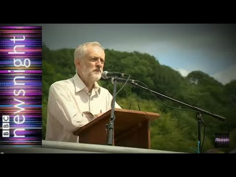 The rise of Jeremy Corbyn in Labour leadership race? - Newsnight