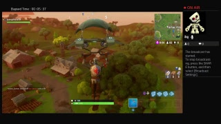 Fortnite on SBS! Come hang and get a chance to play with me!