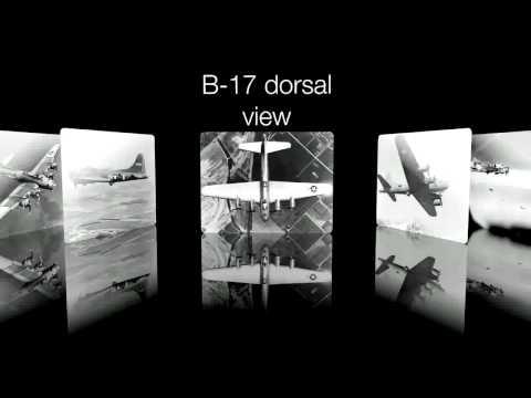 Bill Harty remembers B-17 raids