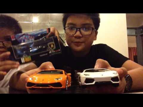 UNBOXING|Lamborghini Toy Models from petron!