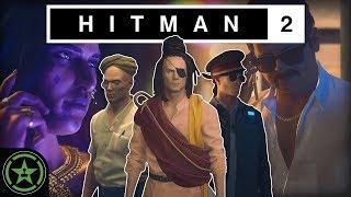 Wingin' It In Mumbai - Hitman 2 - Let's Watch