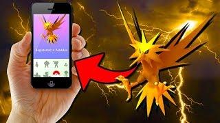 pokemon go legendary birds how to catch zapdos moltres articuno other rare pokemon