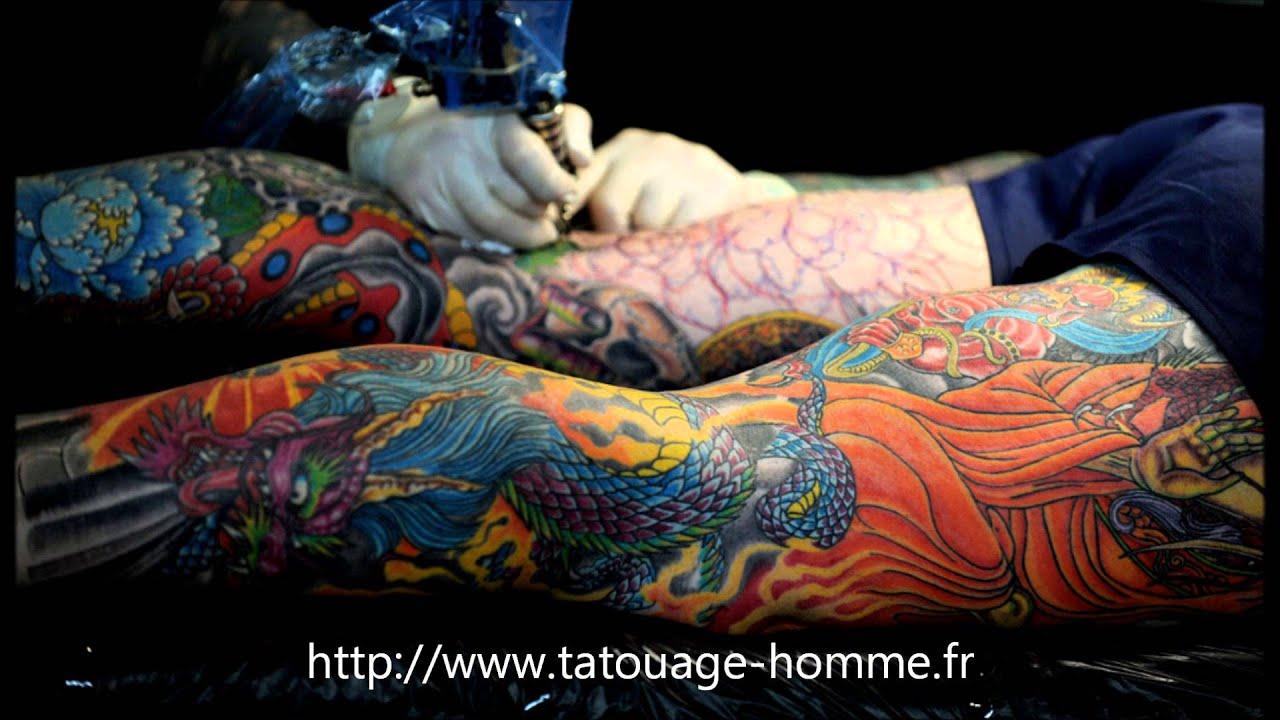 Tatouage Homme Cuisse - Les plus beaux modèles