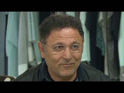 Elie Tahari: From wearing rags to making riches - YouTube