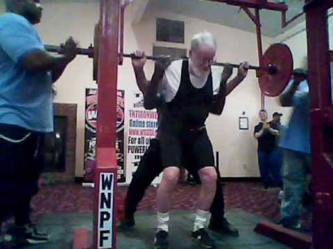 by Ipowerlift.net WNPF New Jersey State Powerlifting Squats