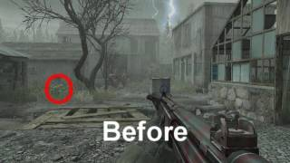 CoD4 PC: Console command to see more Enemies!!!   NO JOKE, NOT FAKE.