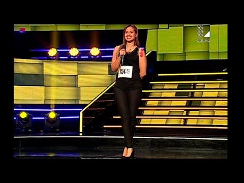 Yo Soy: la belleza de esta participante venezolana paralizó el set