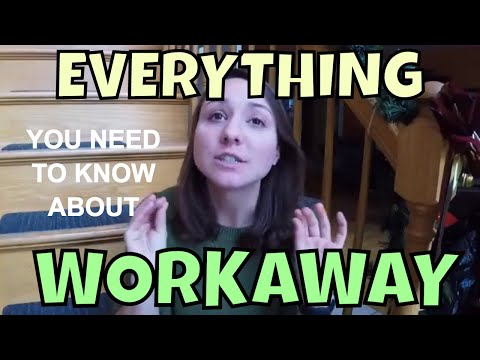 EVERYTHING YOU NEED TO KNOW ABOUT WORKAWAY--Accommodation, Food, Work, Travel, Budget  //  123
