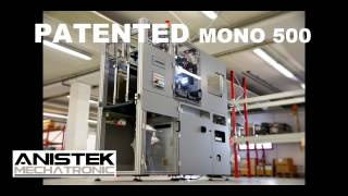 MONO500 Compact alu foil tray production plant