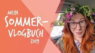 (K)ein Vlog | Das war mein Sommer in Schweden
